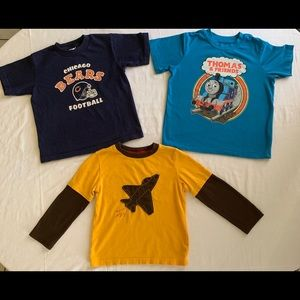 Boys shirts size 5T